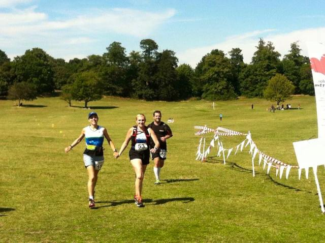 Vanguard Way Marathon Finish 3